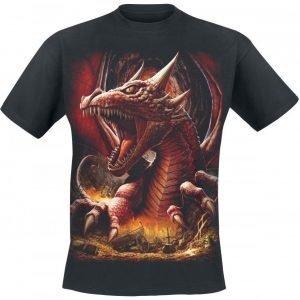 Spiral Awake The Dragon T-paita