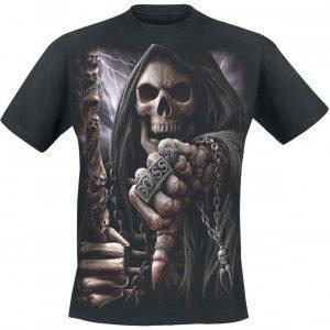Spiral Boss Reaper T-paita