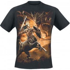 Spiral Centaur Slayer T-paita