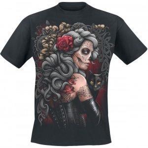 Spiral Dead Tattoo T-paita