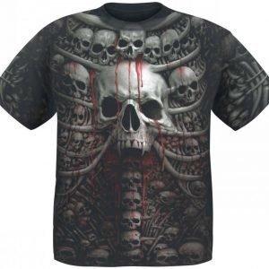Spiral Death Ribs T-paita