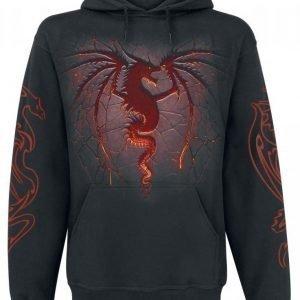 Spiral Dragon Furnace Huppari