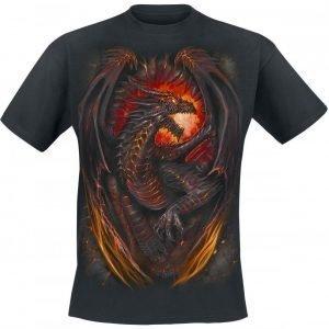 Spiral Dragon Furnace T-paita