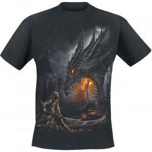 Spiral Dragon Slayer T-paita