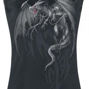 Spiral Dragon's Cry Naisten Toppi