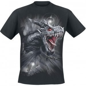 Spiral Dragon's Cry T-paita