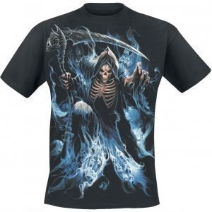 Spiral Ghost Reaper T-paita