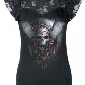 Spiral Goth Nights Naisten T-paita