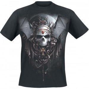 Spiral Goth Nights T-paita