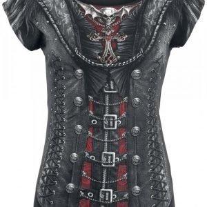 Spiral Gothess Wrap Naisten T-paita