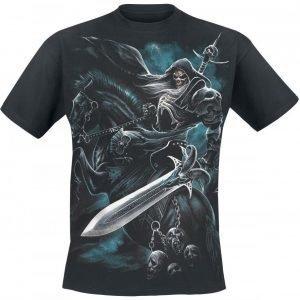 Spiral Grim Rider T-paita