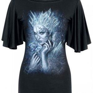Spiral Ice Queen Naisten T-paita