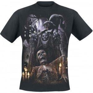 Spiral Living Dead T-paita
