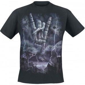 Spiral Rock Eternal T-paita