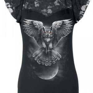 Spiral Wings Of Wisdom Naisten T-paita