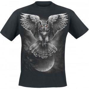 Spiral Wings Of Wisdom T-paita