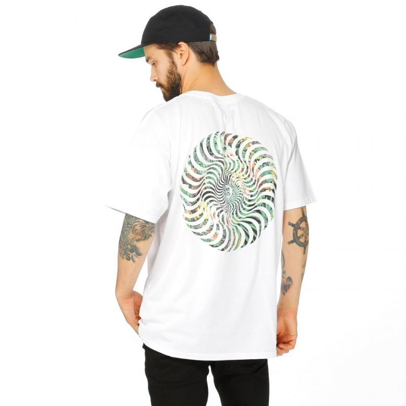 Spitfire Classic Swirl Floral -t-paita