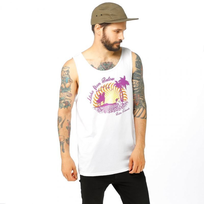 Spitfire Death In Paradise -tank top