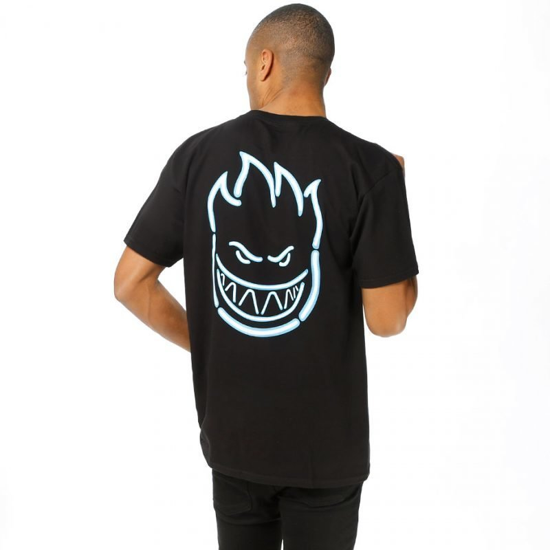 Spitfire Neon Burner -t-paita