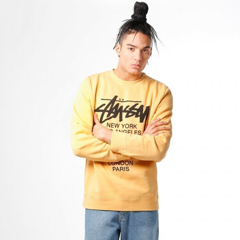 Stüssy World Tour -college