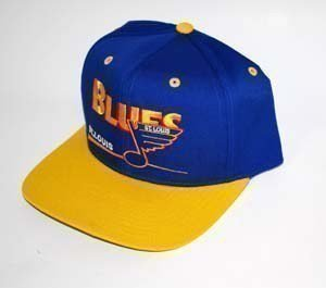 St. Louise Blues Cap -NHL keps -