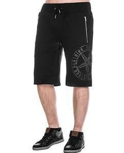 Star Logo College Shorts Black
