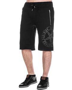 Star Logo College Shorts Black