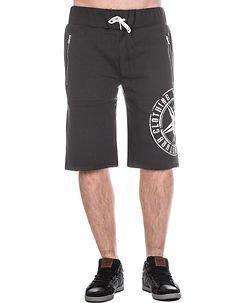 Star Logo College Shorts Grey