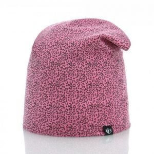 State Of Wow Animal 365 Beanie Pipo Roosa / Harmaa