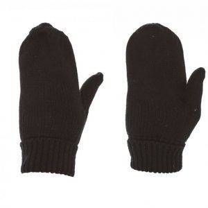 State Of Wow Grace Mittens Lapaset Musta