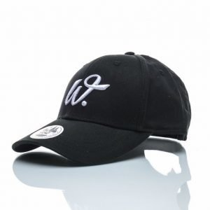 State Of Wow New York Adjustable Cap Lippis Musta