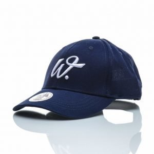 State Of Wow New York Adjustable Cap Lippis Sininen