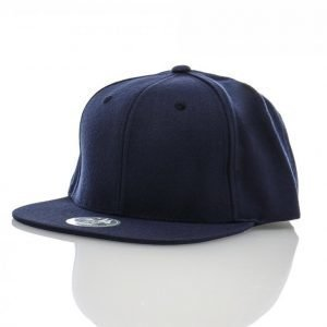 State Of Wow Snap Back One Tone Lippis Sininen