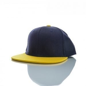 State Of Wow Snap Back Two Tones Lippis Sininen / Keltainen