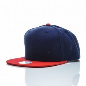 State Of Wow Snap Back Two Tones Lippis Sininen / Punainen
