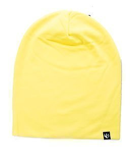 State of WOW 365 Beanie 27 Yellow