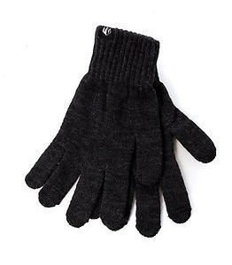 State of WOW Hefner Gloves Dark Grey Melange