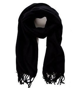 State of WOW Prato Wool Scarf Black