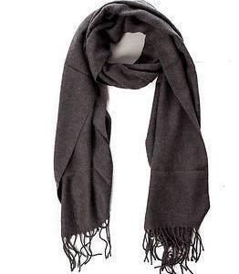 State of WOW Reno Scarf Dark Grey Melange