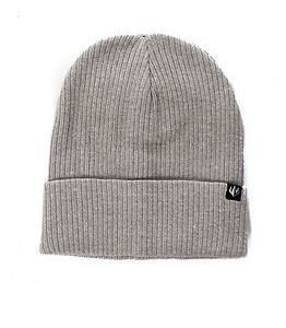State of WOW Urban Fold Beanie Light Grey Melange
