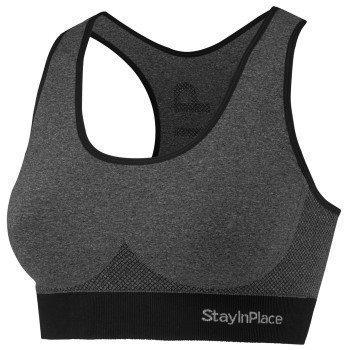 StayInPlace Rib Seamless Bra