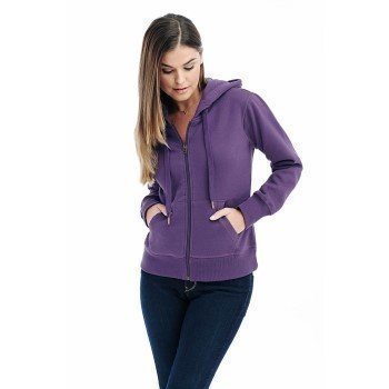 Stedman Active Hooded Sweatjacket For Women
