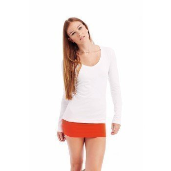 Stedman Claire V-neck Long Sleeve