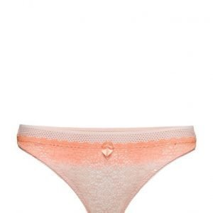 Stella McCartney Lingerie Brief-Thong Millie Drawing Dip stringit