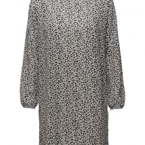 Stig P Eden Simple Long Sleeve Dress lyhyt mekko