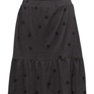 Stig P Ewe Skirt With Star Print mekko