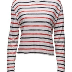Stig P Jamie Long Sleeve Stripe T-Shirt
