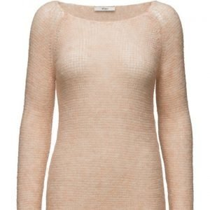 Stig P Jolie Long Sleeve Loose Tension Knit neulepusero