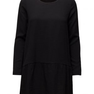 Stig P Opeya Long Sleeve Dress With Flare lyhyt mekko