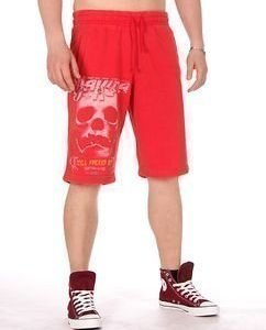 Still Shorts Ribbon Red